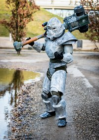 Cosplay-Cover: T51-b Powerarmor [Fallout]