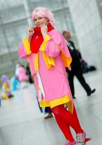 Cosplay-Cover: Kirby [Gijinka]