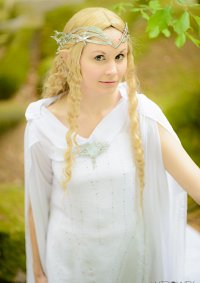Cosplay-Cover: Galadriel - Hobbit Version