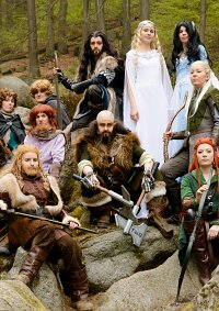 Cosplay-Cover: Lùthien Tinuviel