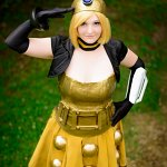 Cosplay: Dalek [Armor Dress]