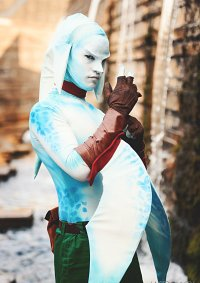 Cosplay-Cover: Zora Link