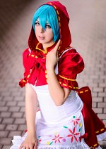 Cosplay-Cover: Hatsune Miku [Red Riding Hood]