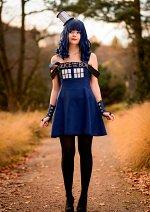 Cosplay-Cover: TARDIS