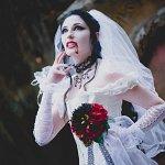 Cosplay: Vampire Bride