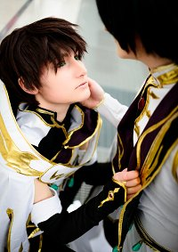 Cosplay-Cover: Lelouch Lamperouge [Emperor Artbook Version]