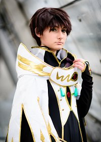 Cosplay-Cover: Suzaku Kururugi [Knight of Zero]