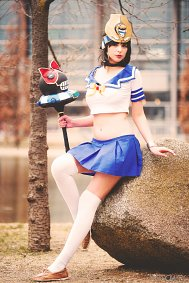 Cosplay-Cover: Menace 'School Uniform'