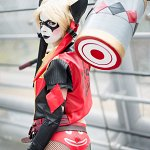 Cosplay: Harley Quinn (Injustice)