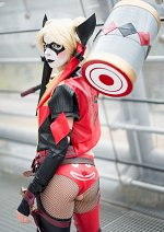Cosplay-Cover: Harley Quinn (Injustice)