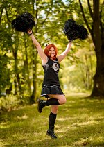 Cosplay-Cover: Nachtwache Cheerleader