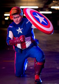 Cosplay-Cover: Captain America [Steve Roggers] [2.0]