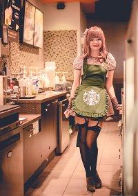 Cosplay-Cover: Starbucks Java Chip Chocolate Cream Frappuccino