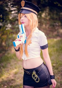 Cosplay-Cover: Panty [Police]