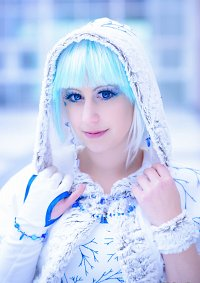 Cosplay-Cover: Miss snow hunter