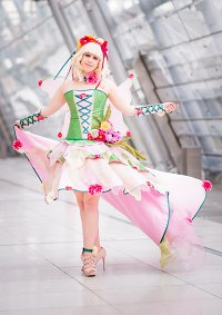 Cosplay-Cover: Spring fairy