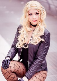 Cosplay-Cover: Dinah Lance [Black Canary]