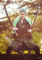 Cosplay-Cover: Roronoa Zoro (15th Anniversary)