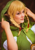 Cosplay-Cover: Linkle (Hyrule Warriors Legends)