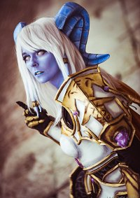 Cosplay-Cover: Yrel (Exarch)