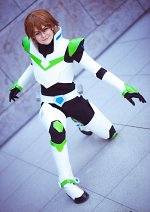 Cosplay-Cover: Pidge Gunderson (Paladin Suit)