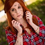 Cosplay: Amy Pond (Impossible Astronaut)