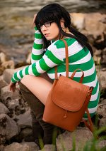 Cosplay-Cover: Nico Robin [Strong World]