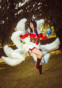 Cosplay-Cover: Ahri (A New Dawn)