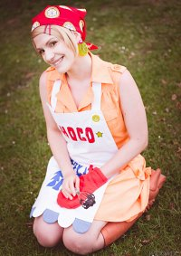 """Cosplay-Cover: Miss Valentine - Cover Story """"Meet Baroque Works"""""""