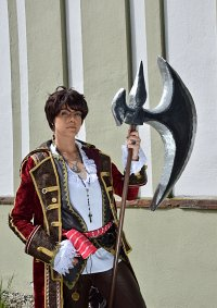 Cosplay-Cover: Pirate! Spain