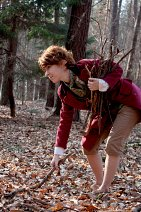 Cosplay-Cover: Bilbo Baggins (An Unexpected Journey)