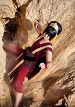 Cosplay-Cover: Toph Bei Fong [Firenation Disguise]