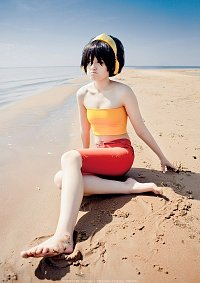 Cosplay-Cover: Toph Bei Fong [Beachtime]