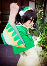 Cosplay-Cover: Toph Bei Fong [Ending Dress]