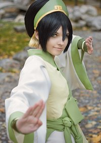 Cosplay-Cover: Toph Bei Fong [The Rift]