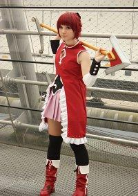 Cosplay-Cover: Kyouko Sakura [Magical Girl]