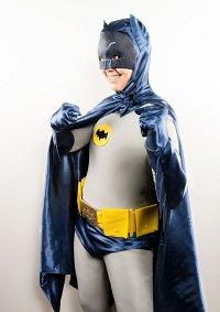 Cosplay-Cover: Batman (60er Jahre)