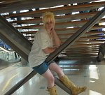 Cosplay-Cover: Cloud Strife - Child (Game-Version)