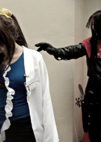 Cosplay-Cover: Vincent Valentine