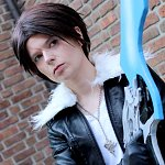 Cosplay: Squall Leonhart