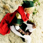 Cosplay: Link (Knight of Hylia)