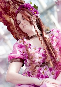 Cosplay-Cover: Aerith Gainsboroungh ✿ Art Nouveau