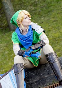 Cosplay-Cover: Link (Hyrule Warriors)