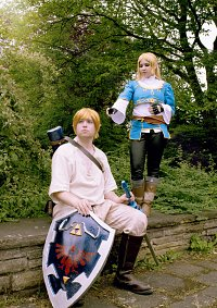 Cosplay-Cover: Link BotW (Old Shirt)