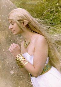 Cosplay-Cover: Zelda- Zeremoniengewand (BotW)