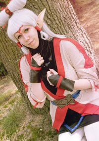 Cosplay-Cover: Paya - Breath of the Wild