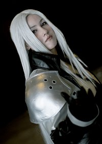 Cosplay-Cover: Sephiroth (Advent Children)