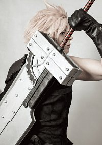 Cosplay-Cover: Cloud Strife (Advent Children)