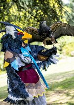 Cosplay-Cover: Revali (Neue Version)