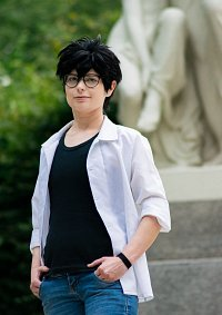 Cosplay-Cover: Ren Amamiya (P5) Zivil
